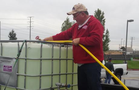 Image of Recycled Water Fill Station Reopens to the Public
