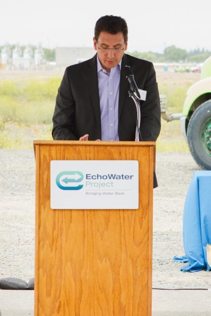 Central Valley Regional Water Quality Control Board Member Jon Costantino